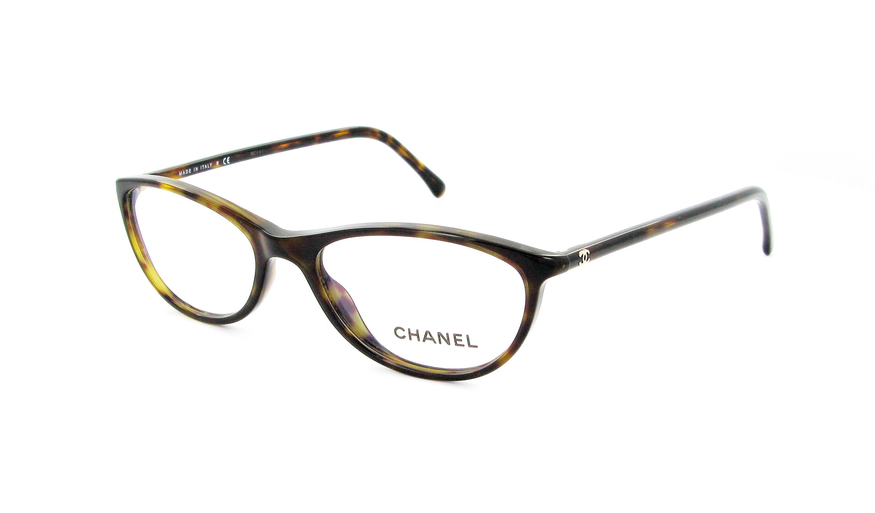 Monture Lunette Vue Chanel   David Simchi-Levi a839effd0385